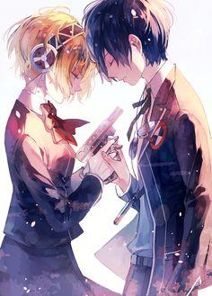 Artist: Shokumura   Shin Megami Tensei: Persona 3   Aegis   Yuuki Makoto