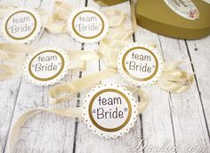 Romantic Cards, Team Bride, Bridal Shower, Unique Jewelry, Handmade Gifts, Etsy, Shower Party, Kid Craft Gifts, Craft Gifts