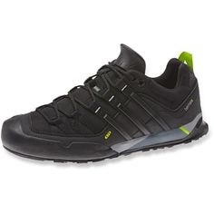 adidas Terrex Solo Stealth Hiking Shoes - Men's