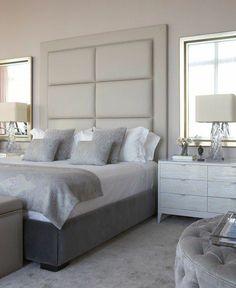 Dormitorio con Respaldo XL, Super-tall