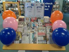 National Libraries Day Sat 7 Feb. Rhymetime fun at Horley Library - try our lucky dip, treasure hunt or wordsearch.