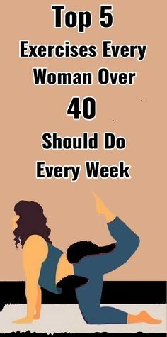 Top 5 Exercises Every Woman Over 40 Should Do Every Week - Health and Fitness - Health And Fitness Tips, Health Tips, Fitness Hacks, Pilates, Straight Leg Raise, Fitness Models, Female Fitness, Body Fitness, Fitness Diet