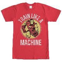 Train Iron - Marvel