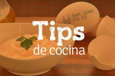 Tips de cocina por #HuevoSanJuan.