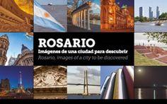Un libro dedicado a la ciudad de Rosario-Beneficios La Capital,un  diario de la ciudad de Rosario,santa fe, argentina.