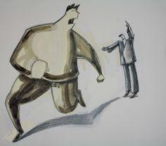 illustration animation ilustração animação francisco.lanca : Thoughts
