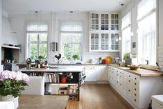 Cozinha estilo escandinavo