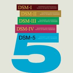 Learn about the new DSM-5