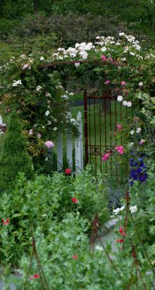 Traditional Garden for an 1850s Home - Old House Journal Magazine