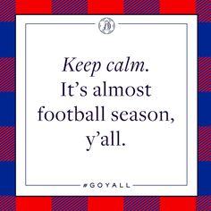 Carolina Football, University Of Mississippi, Draper James, Ole Miss, Happy Fall Y'all, Sweet Words, Football Season, Lsu, Cute Quotes