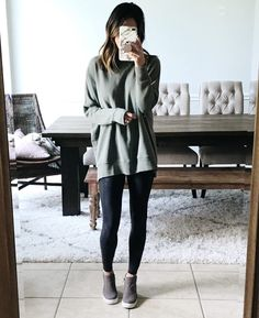 Legging outfit cute outfits with leggings, leggings outfit winter, legg Spanx Faux Leather Leggings, Shiny Leggings, Sweaters And Leggings, Tops For Leggings, Printed Leggings, Cheap Leggings, Petite Leggings, Black Leggings Outfit, How To Wear Leggings