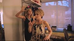 GMA's Amy Robach Gets a 'Flea Market Fabulous' Makeover | Watch the video - Yahoo Good Morning America