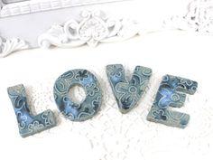 Ceramic Letters