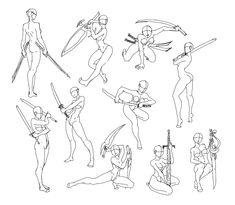 Pose Reference Back Sword Drawing, Drawing Base, Figure Drawing, Drawing Sketches, Art Drawings, Drawing Tips, Pencil Drawings, Drawing Techniques, Sword Poses