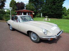 Jaguar E Type FHC 1970