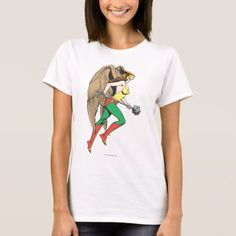 Hawkwoman Profile T-Shirt - click/tap to personalize and buy