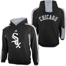 Chicago White Sox Youth Long Sleeve Popover Hood