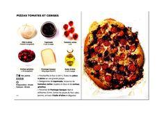 SIMPLISSIME PIZZA TOMATES CERISES ET TAPENADE