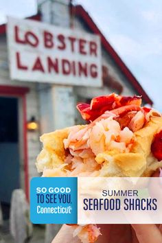 Food Places, Best Places To Eat, Places To Travel, Kosher Recipes, Cooking Recipes, Connecticut Attractions, Visit Ct, Floral Sofa, Lobster Shack
