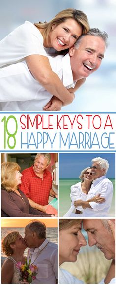 A happy marriage isn't a piece of cake. Follow these tips to keep your marriage fabulous.