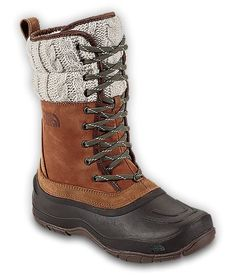 The North Face Womens Shoes Boots/Casual WOMENS SHELLISTA LACE MID: Women's Hiking Clothing - http://amzn.to/2hJYguZ