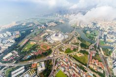 Must-see aerials of Singapore's luxurious landscapes and architecture - The Washington Post