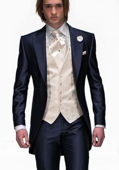 Italian wedding suits, model: G18-(488)