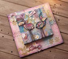 Mixed Media dies - Crafter's Companion #Gemini #Dies #Cardmaking #MixedMedia #Crafting #Hobbies #Arts #Hochanda #Crafts #Hobby #Art #lifestyle #CraftersCompanion www.hochanda.com/