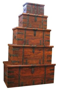 antique boxes wooden. These would be a great addition to my collection of boxes.