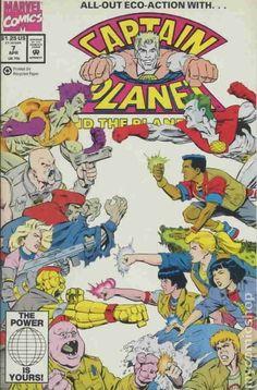 Captain Planet (1991) 7