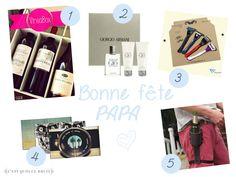 5 idées cadeaux pour la fête des pères 2014
