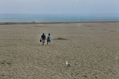 laatste samen op t strand