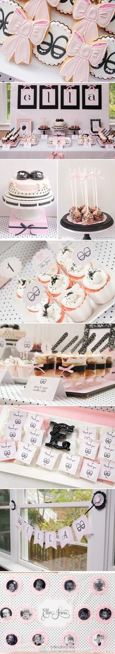 Baby Girl Shower idea