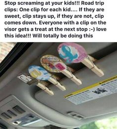 Travel idea for kids