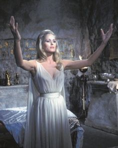 Ursula Andress in 'She'