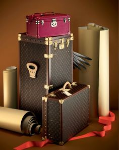 """""""The Art of Gifting: The Goose's Game"""": Louis Vuitton Holiday 2013 Gift Guide Shot by Coppi Barbieri"""