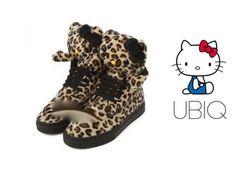 Really Hello Kitty sneakers at Rakuten Global Market