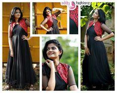 Half Saree Lehenga, Anarkali Dress, Churidar Designs, Frock For Women, Long Gown Dress, Dress Outfits, Fashion Dresses, Dress Cuts, Modern Outfits