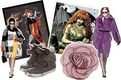 Più fashion di Batman: le cattive dei fumetti sono in trend con la moda autunno-inverno!