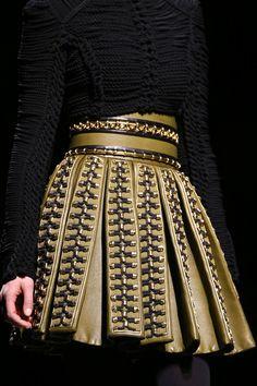 whore-for-couture:  Balmain Fall 2014 RTW