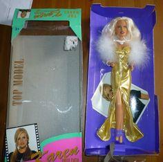 Karen Mulder Top Model Sindy doll by Hasbro still packaged 1995 3.99+3.5