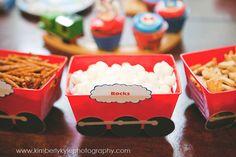 Thomas the Train 3rd birthday party – Augusta, Ga photographer