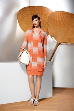 Missoni Resort 2014 Collection Slideshow on Style.com