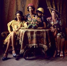The Pointer Sisters, ca. 1973