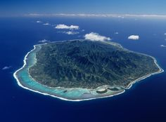 rarotonga - a beautiful cook island