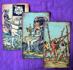 Advice for the Week to Come - Tarot of the Finnish Path