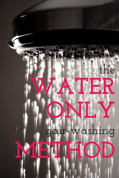 http://www.shorthaircutsforblackwomen.com/water-only-hair-washing Water Only Hair Washing for ULTIMATE Natural Hair Health! Some think Water Only Hair Washing is weird. They may be surprised that the WOHW method could be the SECRET to moisturized, healthy, long natural hair. See how...