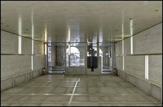 Carlo Scarpa @ Fondazione Querini-Stampala - Venice [1961-1963] #1