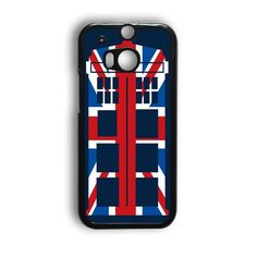 Tardis Doctor Who HTC One M8 Case