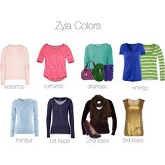 my personal zyla colors by madamethirteen on Polyvore featuring art, color palette and zyla